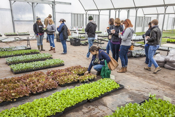 Johnsonu0027s Backyard Garden Is Excited To Announce That This Spring We Will  Be Hosting Our Third Annual Spring Gardening Workshop Lead By Our Farm  Manager ...